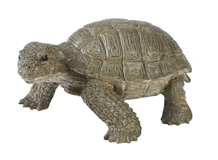 Giant Tortoise Figure, 14cm