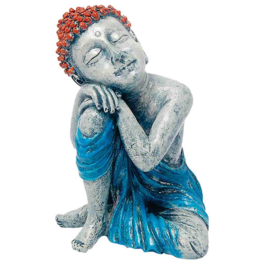 RepStyle Buddha Statue, 8cm x 7cm x 11cm