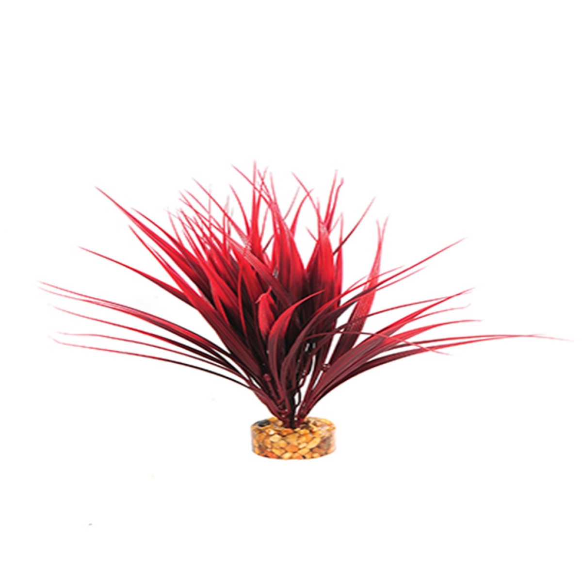 Komodo Artificial Ground Plant and Sea Grass, Red (Small)
