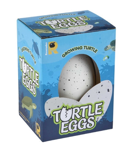 Turtle Hatching Egg, 12cm