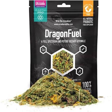 Arcadia EarthPro Dragon Fuel, 125g pouch
