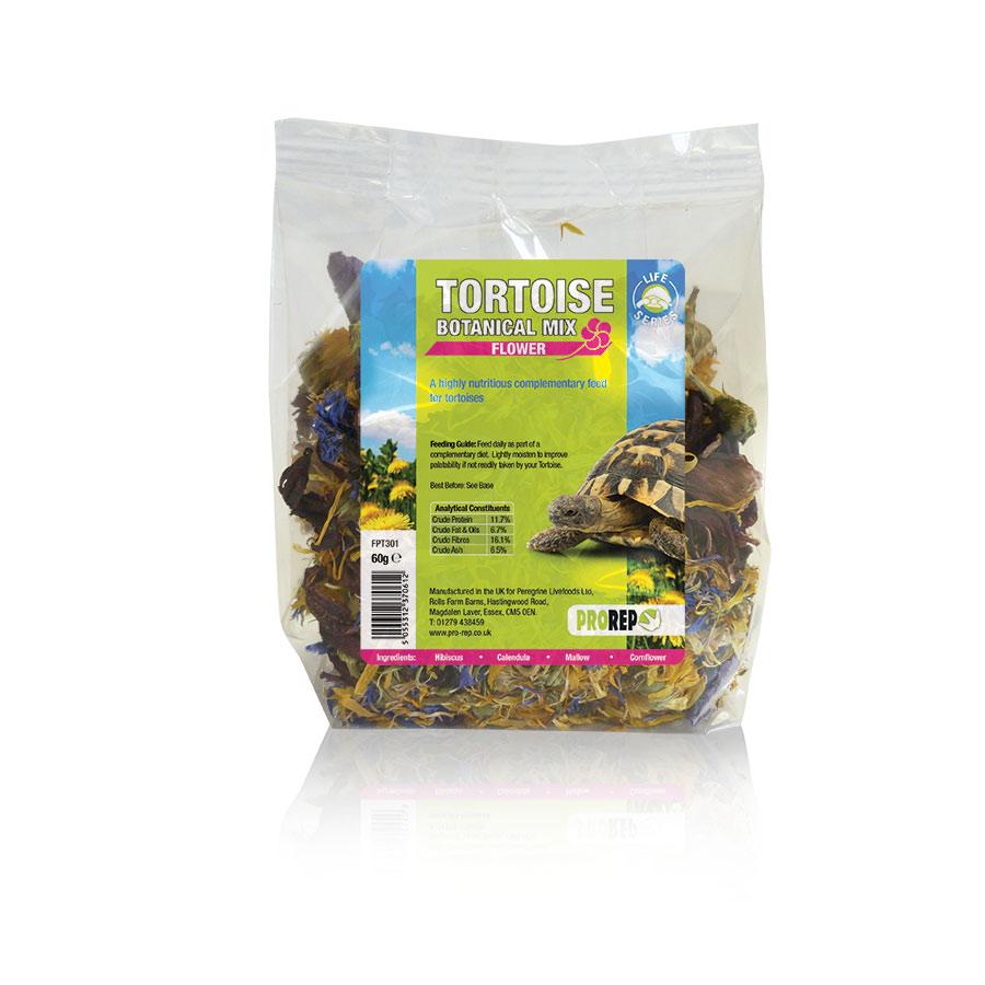 ProRep Tortoise Botanical Flower Mix, 60g