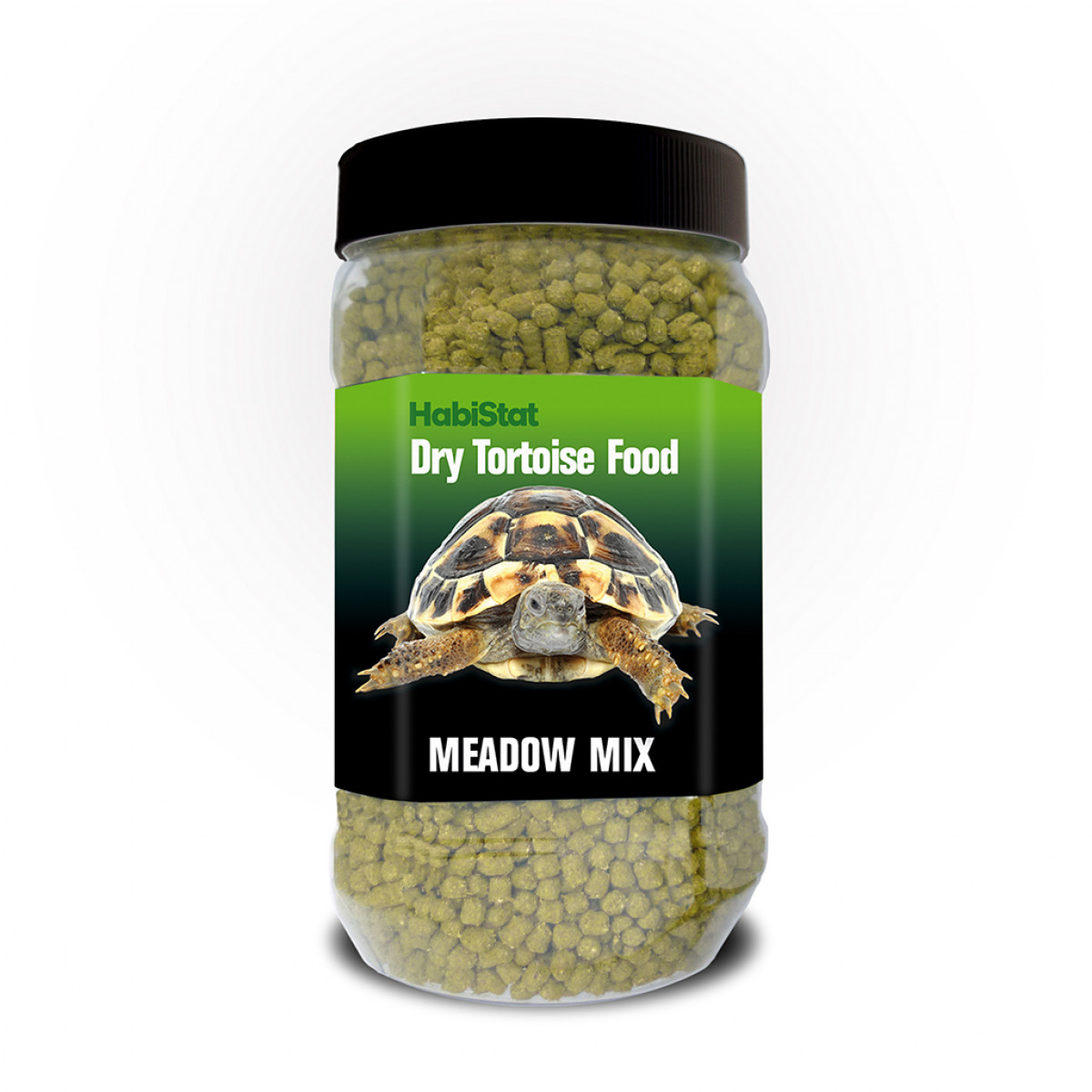 Habistat Tortoise Food - Meadow Mix, 400g