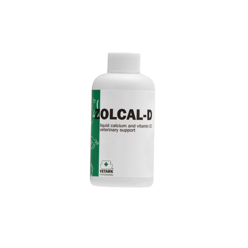 Vetark Zolcal-D, 120ml