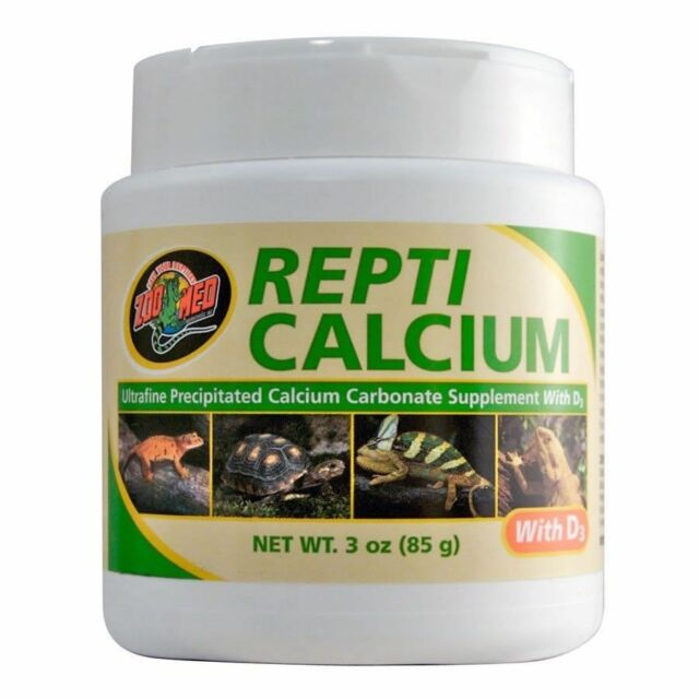 Zoo-Med Repti Calcium with D3, 85g