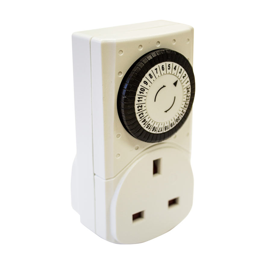Pro-Elec Compact 24 Hour Mechanical Timer