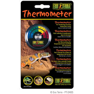 Exo-Terra Dial Thermometer