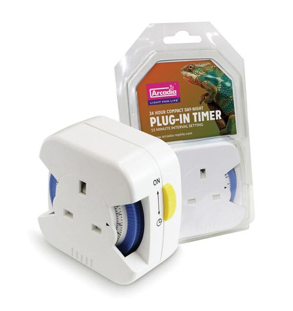 Arcadia 24 Hour Plug Timer