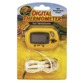 Zoo-Med Digital Terrarium Thermometer