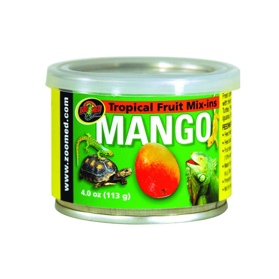 Zoo Med Tropical Mix-in - Mango, 95g tin