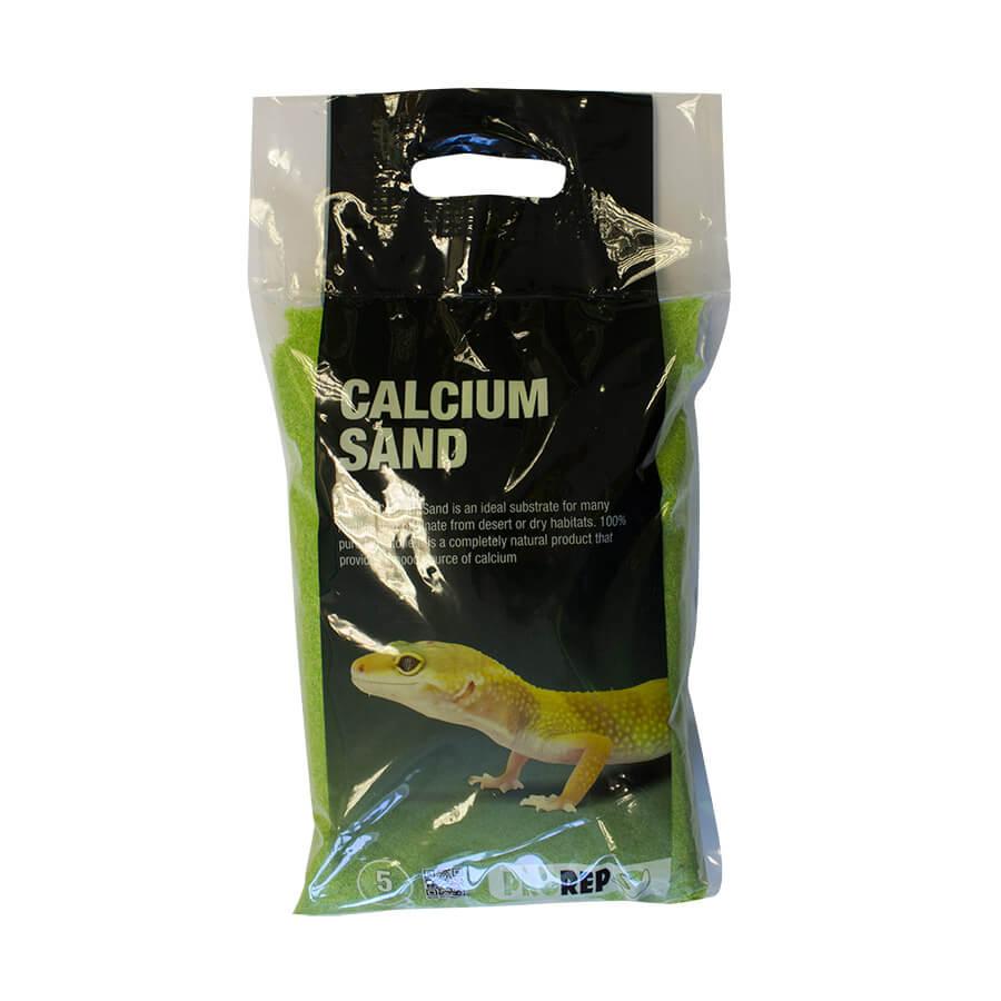Pro Rep Calcium Sand - Green, 5kg