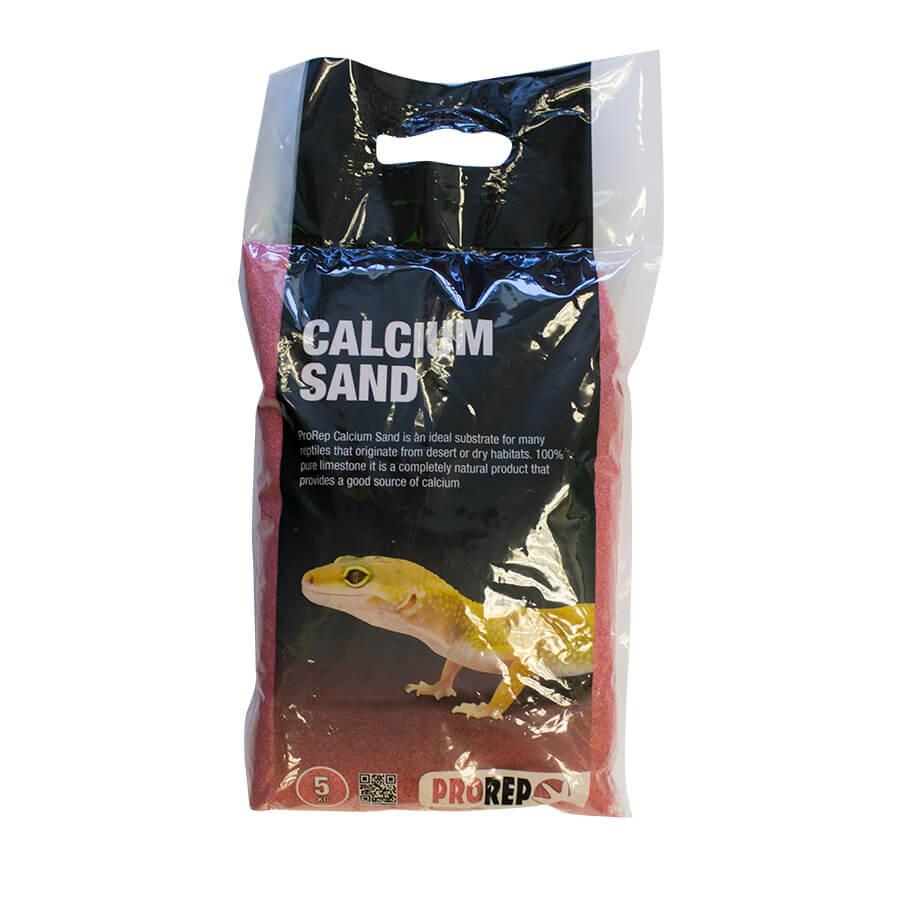 Pro Rep Calcium Sand - Pink, 5kg